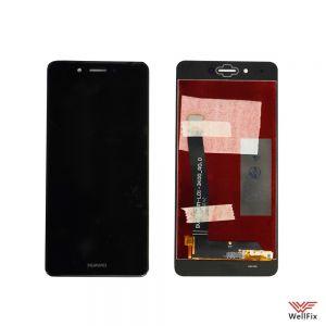 Изображение Дисплей для Huawei Honor 6C в сборе черный