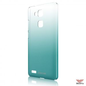 Чехол Huawei Mate 7 синий