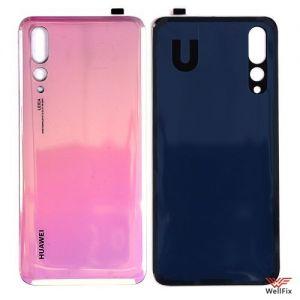 Изображение Задняя крышка Huawei P20 Pro розовая
