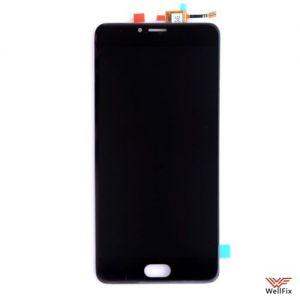Изображение Дисплей для Meizu U20 в сборе черный