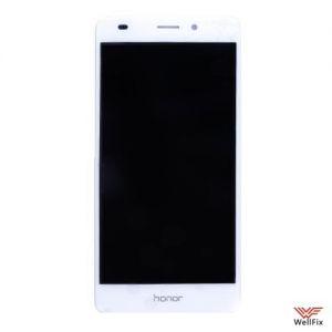 Дисплей Huawei Honor 5c с тачскрином белый