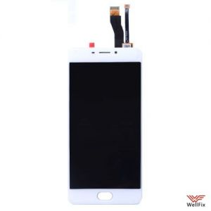 Изображение Дисплей Meizu M5 Note в сборе белый