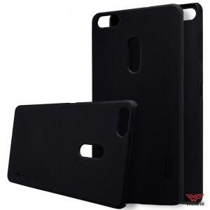 Изображение Пластиковый чехол для Asus Zenfone 3 Ultra ZU680KL черный (Nillkin)