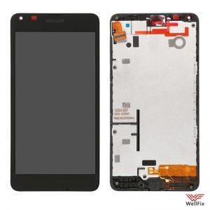 Дисплей Microsoft Lumia 640 с тачскрином