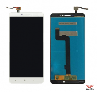 Дисплей Xiaomi Mi Max с тачскрином белый