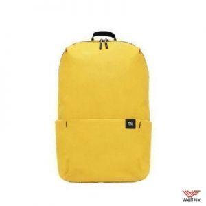 Изображение Рюкзак Xiaomi Mi Colorful Small Backpack желтый