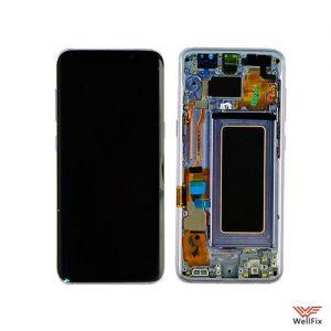 Изображение Дисплей Samsung Galaxy S8 SM-G950F в сборе (violet) оригинал