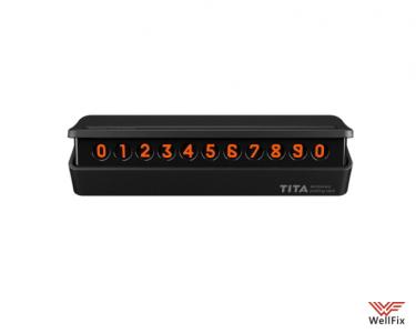 Изображение Табличка с номером телефона Xiaomi Bcase Tita Temporary Parking Card