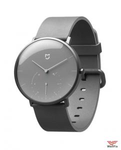 Изображение Умные часы Xiaomi Mi Mijia Quartz Watch SYB01 серые
