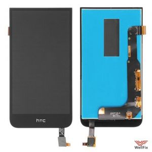 Дисплей HTC Desire 616 с тачскрином