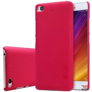 Изображение Пластиковый чехол для Xiaomi Mi5s красный (Nillkin)