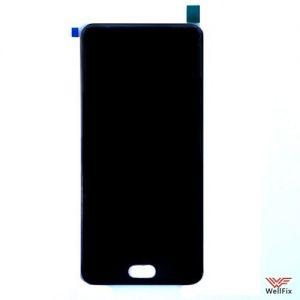 Изображение Дисплей Meizu Pro 6 в сборе черный