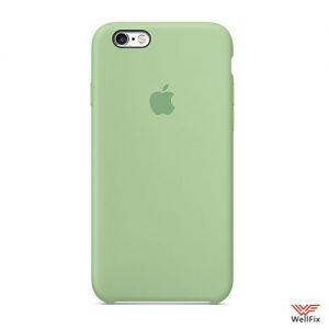 Изображение Силиконовый чехол для iPhone 6/6s зеленый