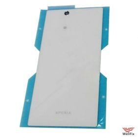 Крышка аккумулятора Sony Xperia Z Ultra C6833 белая