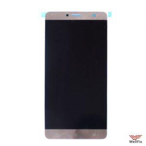 Изображение Дисплей для Asus ZenFone 3 Deluxe ZS550KL в сборе золотой
