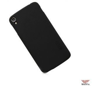 Чехол Alcatel Idol 3 (5.5) 6045Y черный (Nillkin, пластик)