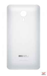 Крышка аккумулятора Meizu MX4 белая