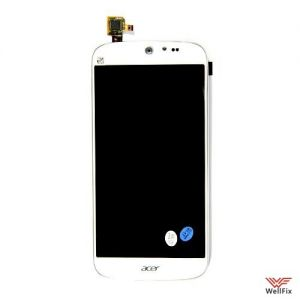 Изображение Дисплей Acer Liquid Jade в сборе белый