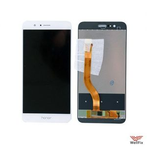 Дисплей Huawei Honor V9 с тачскрином белый