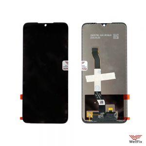 Изображение Дисплей Xiaomi Redmi Note 8T в сборе черный