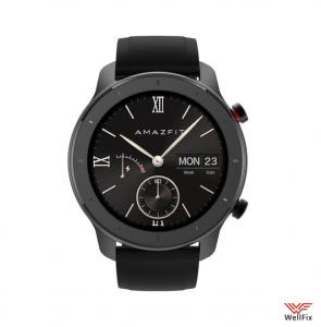 Изображение Смарт-часы Xiaomi Huami Amazfit GTR 42mm графитовые