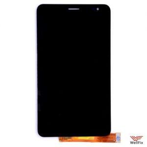 Изображение Дисплей Huawei MediaPad X1 7.0 в сборе черный