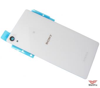 Крышка аккумулятора Sony Xperia Z2 белая