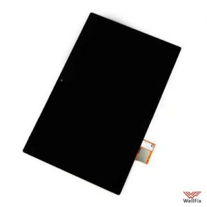 Дисплей Sony Xperia Tablet Z SGP311 с тачскрином черный