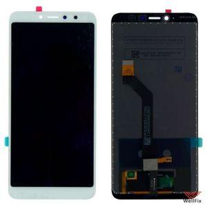 Изображение Дисплей для Xiaomi Redmi S2 в сборе белый
