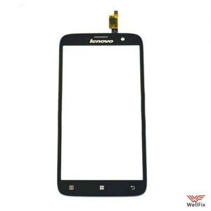 Тачскрин Lenovo A850 черный