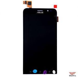 Изображение Дисплей для Asus Zenfone Go ZB552KL в сборе черный