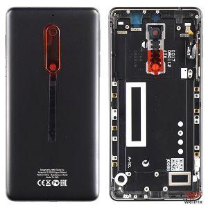 Изображение Корпус Nokia 5 черный (оригинал)