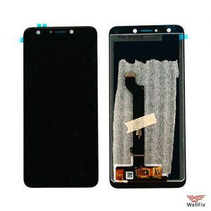 Изображение Дисплей Asus Zenfone 5 Lite ZC600KL в сборе черный