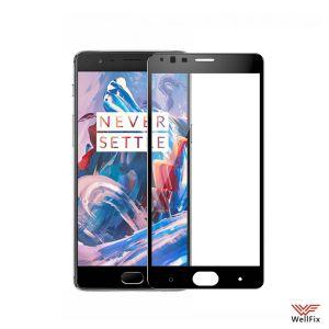 Изображение Защитное 5D стекло для OnePlus 3 черное