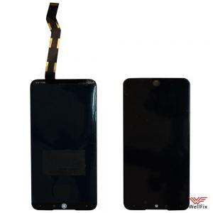 Изображение Дисплей Meizu 15 Lite в сборе черный