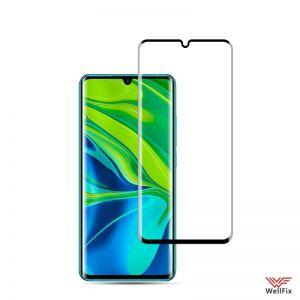 Изображение Защитное 5D стекло для Xiaomi Mi Note 10 / Mi Note 10 Pro / Mi CC9 Pro черное