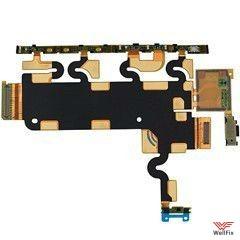 Шлейф Sony Xperia Z1 L39h (C6903) на кнопку включения / громкости / микрофон