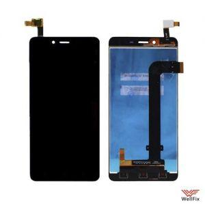 Дисплей Xiaomi Redmi Note 2 с тачскрином черный