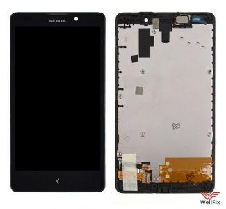 Дисплей Nokia XL Dual SIM с тачскрином