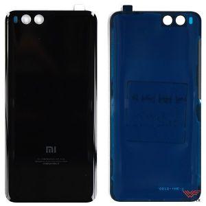 Изображение Задняя крышка для Xiaomi Mi Note 3 черная