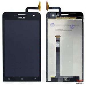 Дисплей Asus Zenfone 5 с тачскрином черный