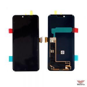 Изображение Дисплей LG G8 ThinQ в сборе черный