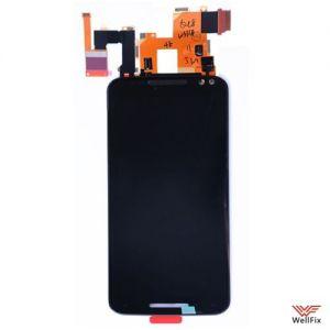 Изображение Дисплей Motorola Moto X Style в сборе черный