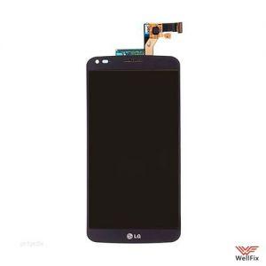 Дисплей LG G Flex D958 с тачскрином
