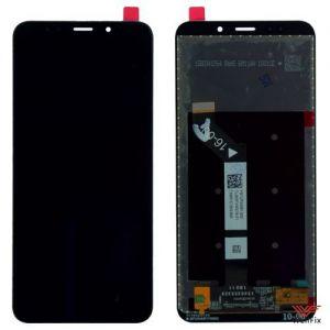 Изображение Дисплей для Xiaomi Redmi 5 Plus в сборе черный
