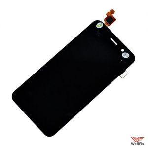 Дисплей Jiayu G4 с тачскрином черный