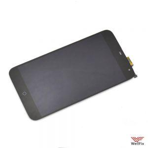 Дисплей Meizu MX3 с тачскрином черный
