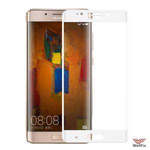Изображение Защитное 5D стекло для Huawei Mate 9 Pro белое