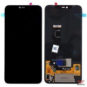 Изображение Дисплей Xiaomi Mi8 Explorer Edition в сборе черный