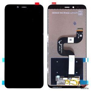Изображение Дисплей Xiaomi Mi A2 / Mi6X в сборе черный